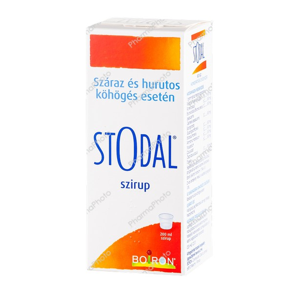 Stodal szirup 200ml328212 2016 tn